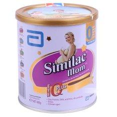 Sữa bột Similac Mom IQ Plus 400g
