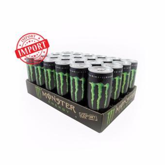 Thùng 24 lon Monster 355ml