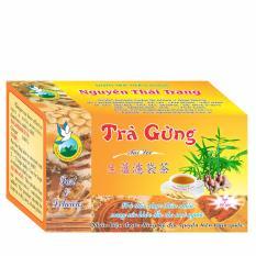 Nơi Bán TRÀ GỪNG TÚI LỌC – Nguyên Thái Trang