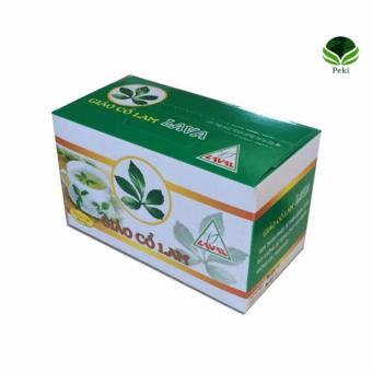 Trà túi lọc Giảo Cổ Lam Lava - Hỗ trợ giảm béo hạ đường huyết