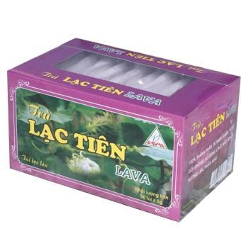Trà túi lọc Lạc Tiên - Hỗ trợ trị mất ngủ (30 túi x 5g)