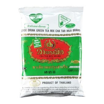 Trà xanh pha trà sữa Thái Lan gói 200g