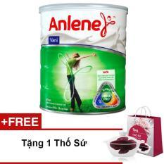 TÚI QUÀ 02 LON Anlene MOVEPRO™ Hương Vani (800g) + Tặng 1 thố sứ