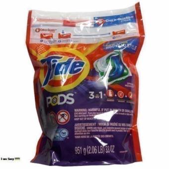 Viên giặt Tide Pods dành cho máy giặt 38 viên - USA