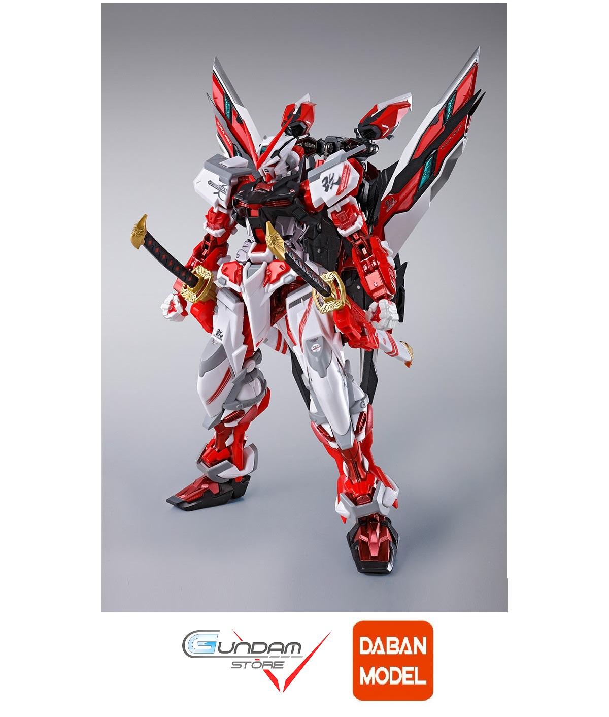 Gundam Daban MG 8812 Astray Red Kai Metal Build Form Mô Hình Nhựa Đồ Chơi Lắp Ráp Anime Tỷ Lệ 1/100