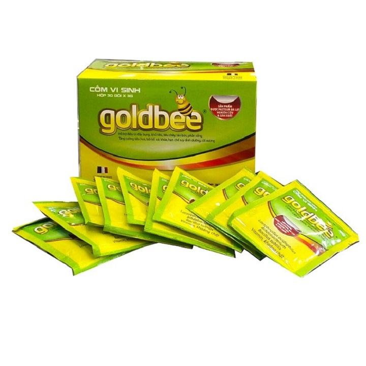 Hình ảnh [CHÍNH HÃNG] Cốm Vi Sinh GoldBee - Bổ sung men vi sinh, dành cho người bị rối loạn tiêu hóa do loạn khuẩn ruột, ngừa tiêu chảy, táo bón, đầy bụng, khó tiêu - Giúp tăng cường tiêu hóa - goldbee