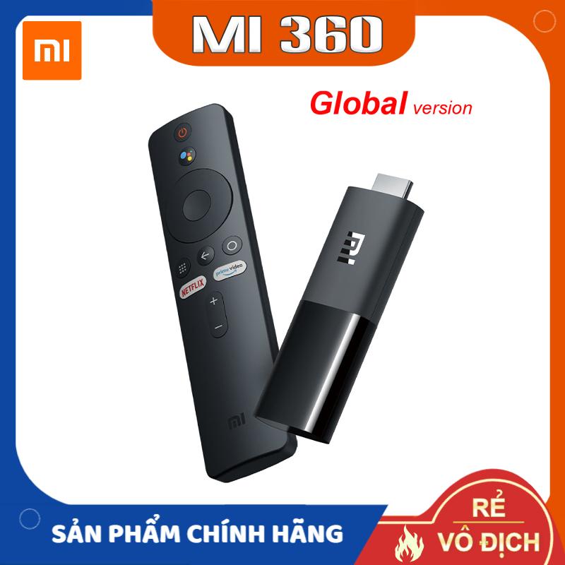 Android TV Xiaomi Mi TV stick Quốc Tế✅ Tìm kiếm giọng nói Tiếng Việt✅ Hàng Chính Hãng