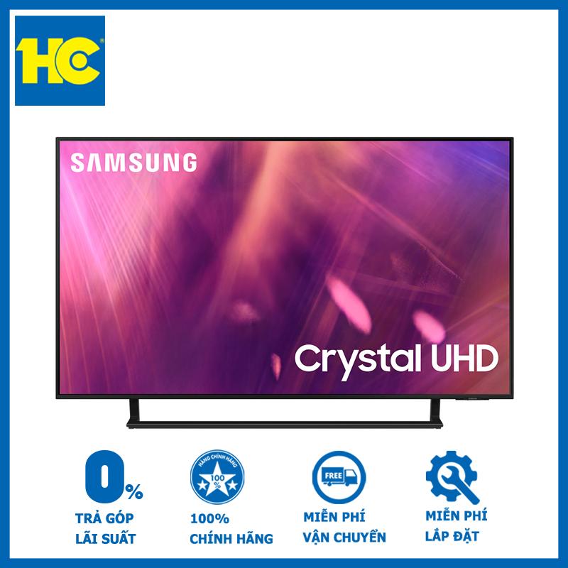 Smart Tivi Samsung 4K 43 inch UA43AU9000