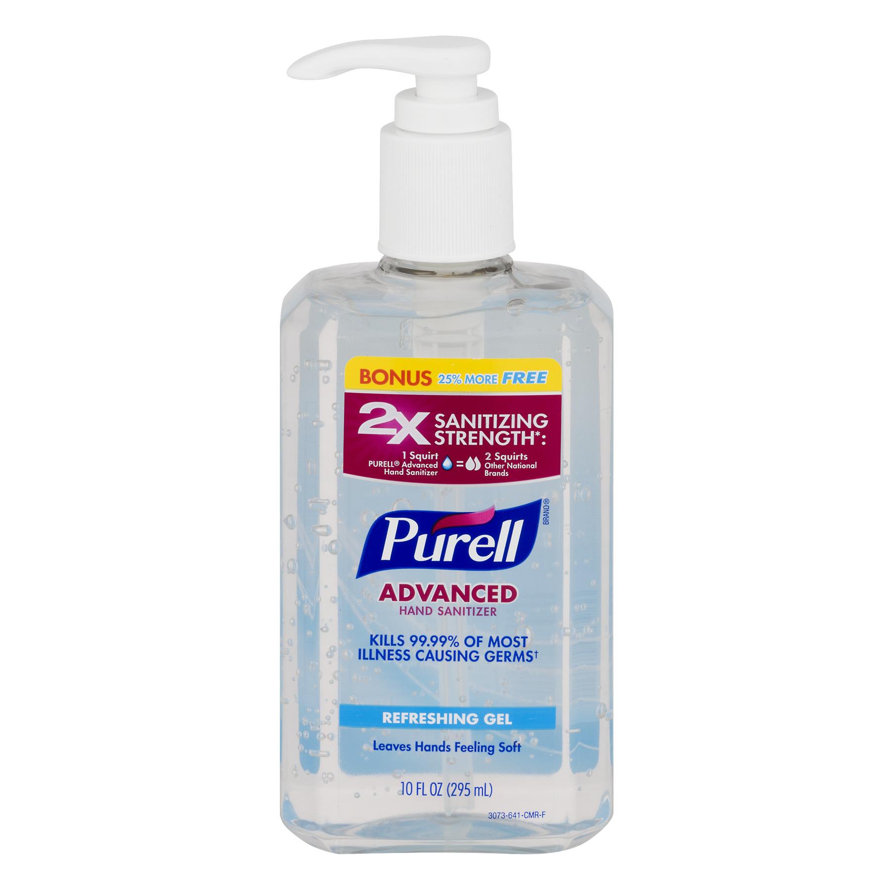 [Hàng USA] Gel rửa tay khô Purell Advanced 2X Strength 295ml