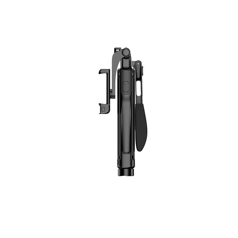 Video Stabilizer Selfie Stick Tripod Gimbal Bluetooth Tripod Selfie Stick Fill Light for Mobile for IPhone Xiaomi Huawei Phone 80CM
