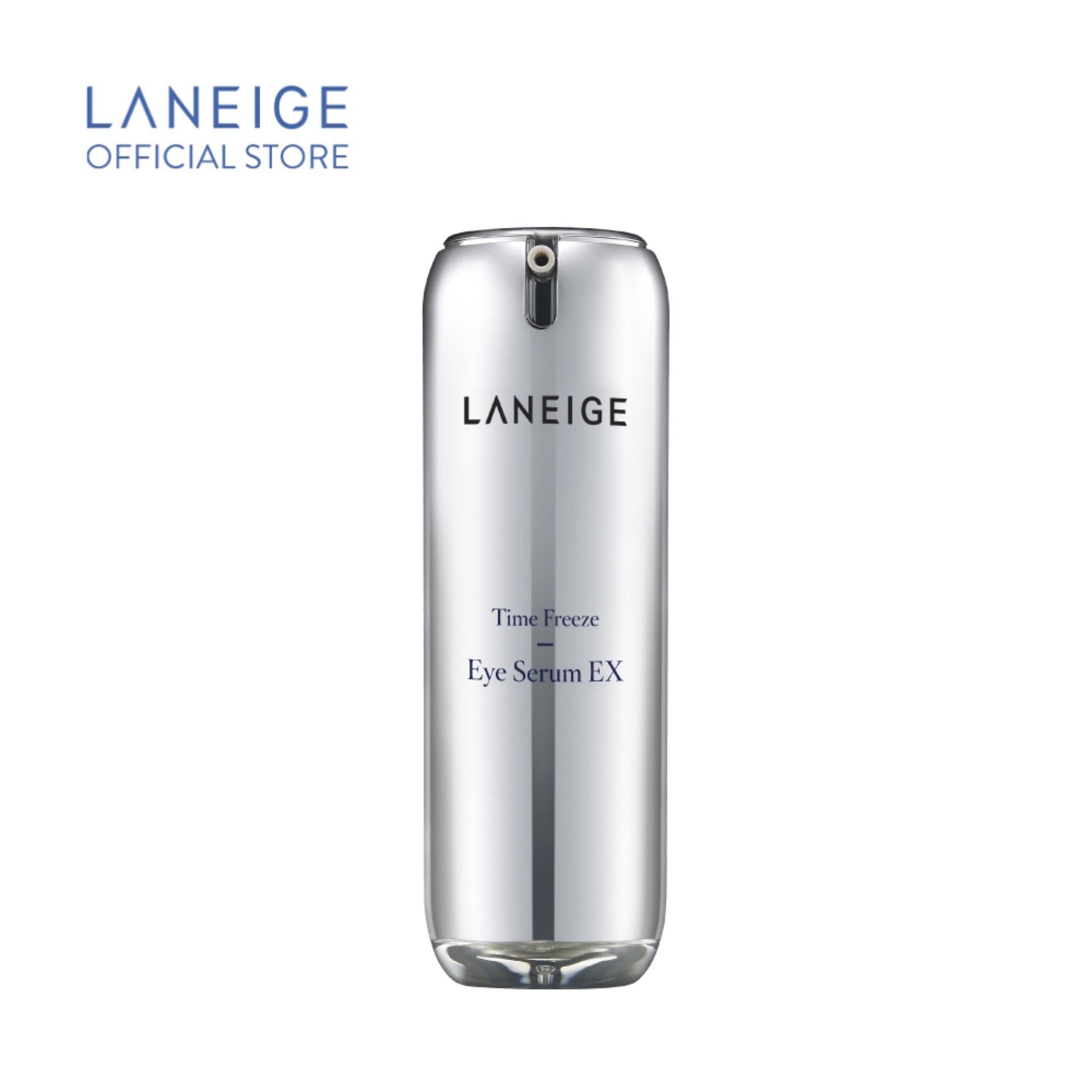 Tinh chất dưỡng da vùng mắt giúp dưỡng hiệu quả và ngăn ngừa lão hóa vùng da quanh mắt Laneige Time Freeze Eye Serum EX 20ml