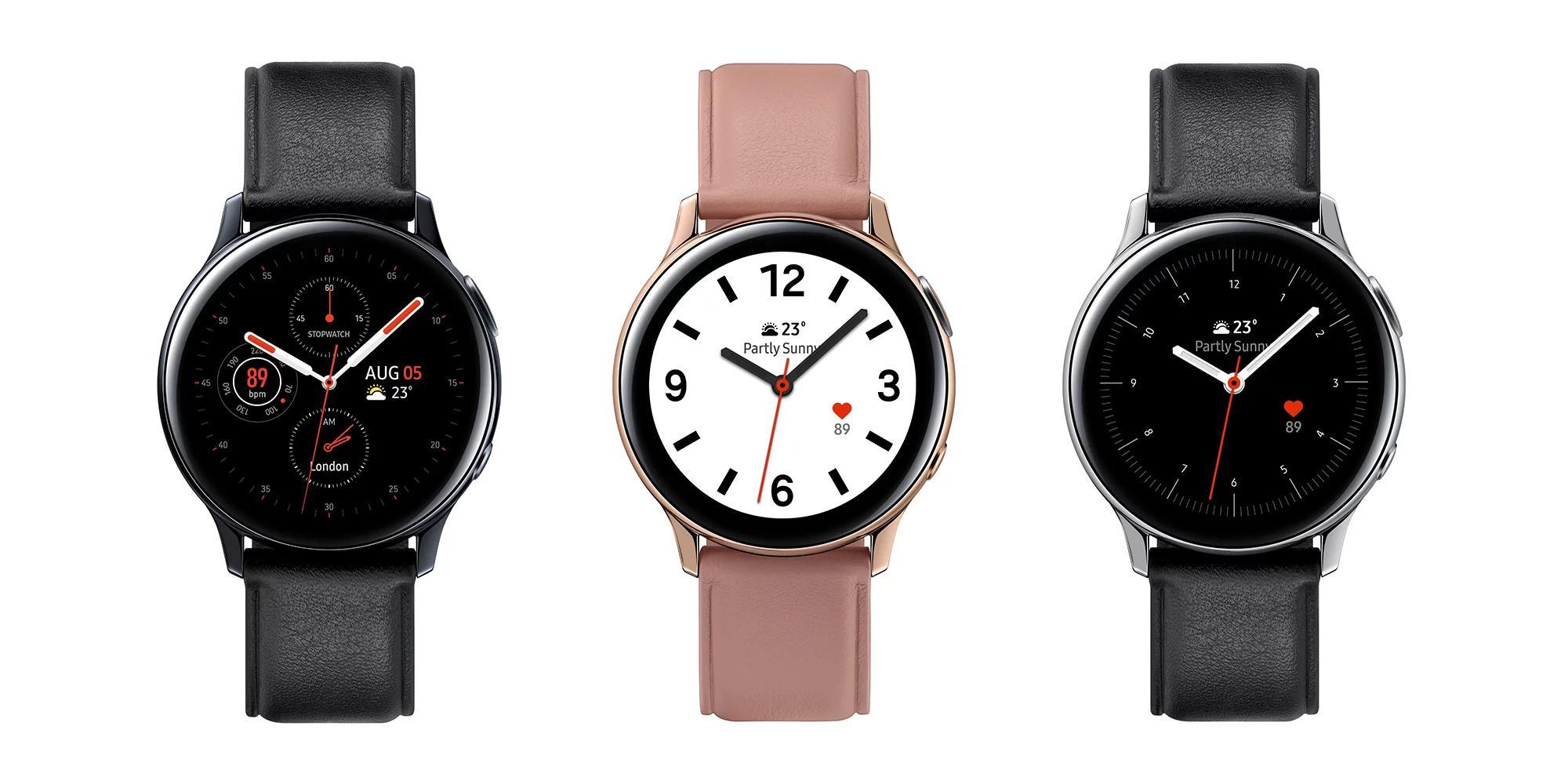 Galaxy Watch với tính năng xem Youtube trực tuyến