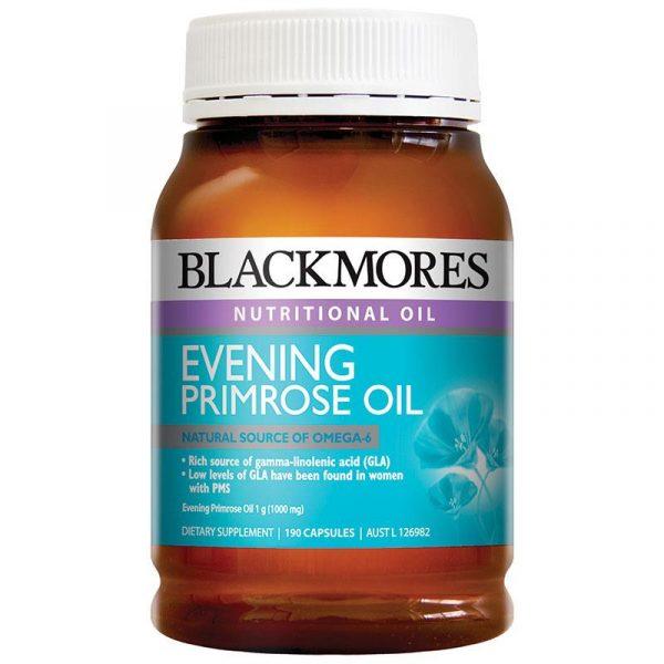 Tinh Dầu Hoa Anh Thảo Evening Primose Oil Blackmores