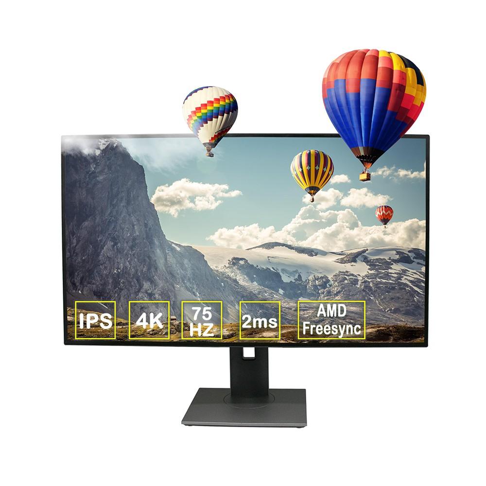 [HCM][Trả góp 0%]Màn hình 32 inch 4K ATAS HD320U - Bảo hành 2 năm - Hàng chính hãng