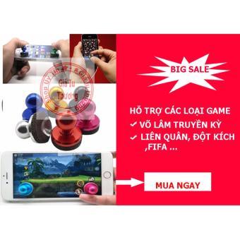 1 Nút chơi game joystick loại nhỏ cho điện thoại (vuông tùy màu)