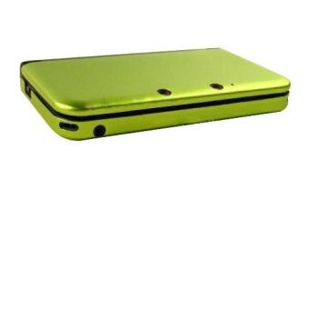 3DS XL Aluminum case green - intl