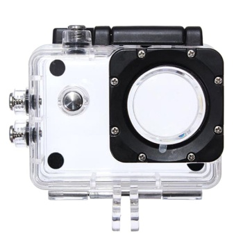 Làm thế nào mua 60M Waterproof Dive Camera Housing Case Protective Cover forSJ4000SJCAM – intl