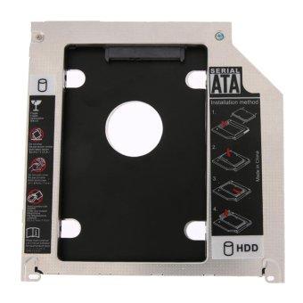 7mm 9.5mm SATA HDD SSD Hard Drive Caddy Bracket for MacBook Pro iMac - intl