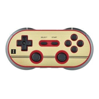 8Bitdo FC30 PRO Wireless Bluetooth Controller Gamepad - Golden +Black - intl