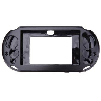 Aluminum Skin Case Cover Shell for Sony PS Vita 2000(Black) - intl