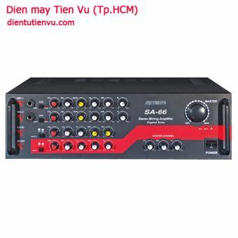 Amply Karaoke Acnos SA-66 (Đen)