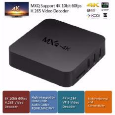 So Sánh Giá Android Box TV – MXQ 4K Cải tiến 2017 _ Nâng cấp TV thành smart TV