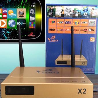 Android TV box Vinabox X2 Kết Nối Tất Cả Tivi