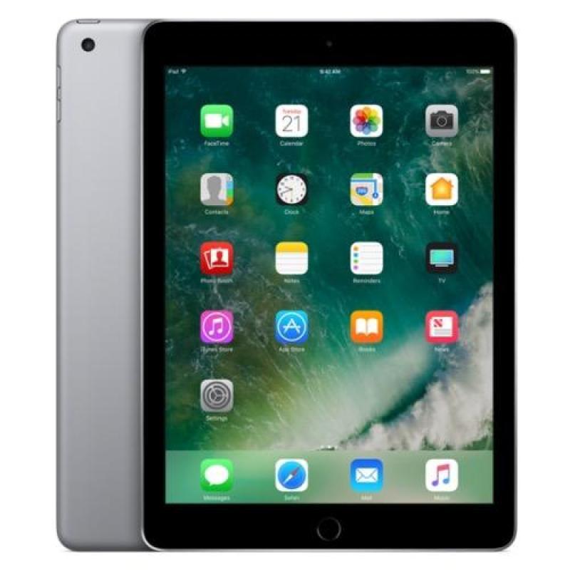 Apple iPad Gen5 (2017) Wi-Fi 32GB MP2F2 Space Gray (Hàng chính Hãng)