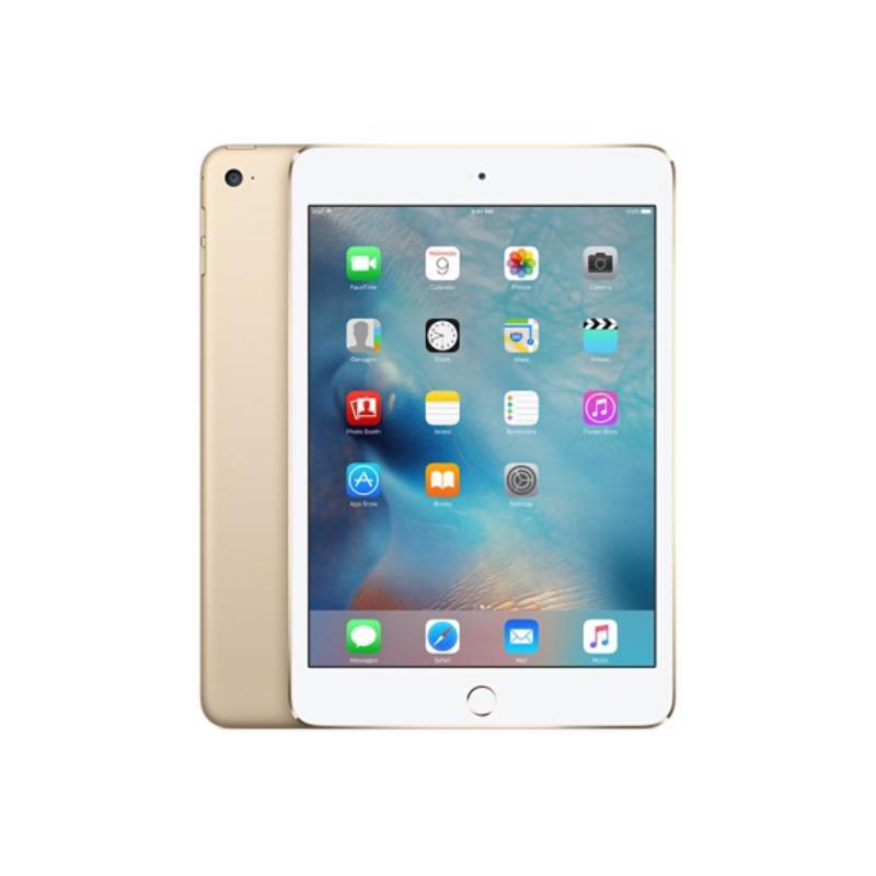 Apple Ipad Mini 4 wifi 7.9 128GB (Vàng) - Hàng phân phối chính thức