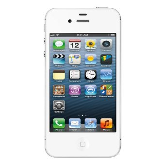 Apple iPhone 4S - Touch / 64GB / Trắng