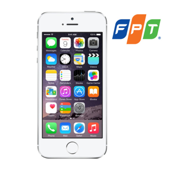 Apple iPhone 5S 16GB (Bạc) - Hãng Phân phối chính thức