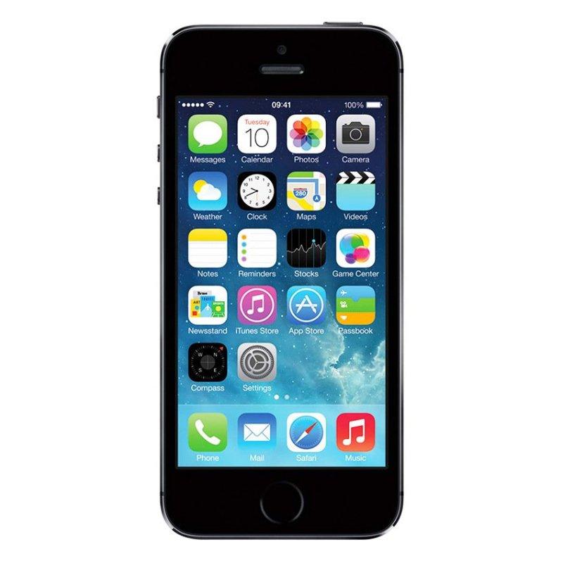 Apple iPhone 5S 16GB (Xám) - Hàng nhập khẩu