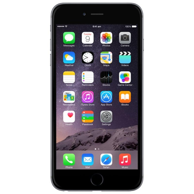 Apple iPhone 6 Plus 16G (Xám)