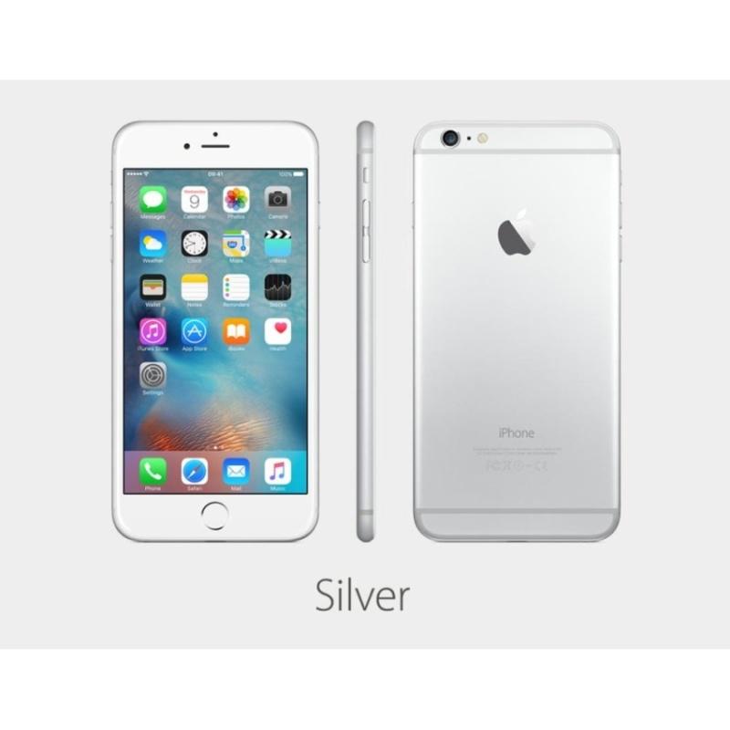 APPLE IPHONE 6 PLUS 16GB BẠC - Hàng nhập khẩu + 1 gói bảo hành 1 đổi 1 12 tháng