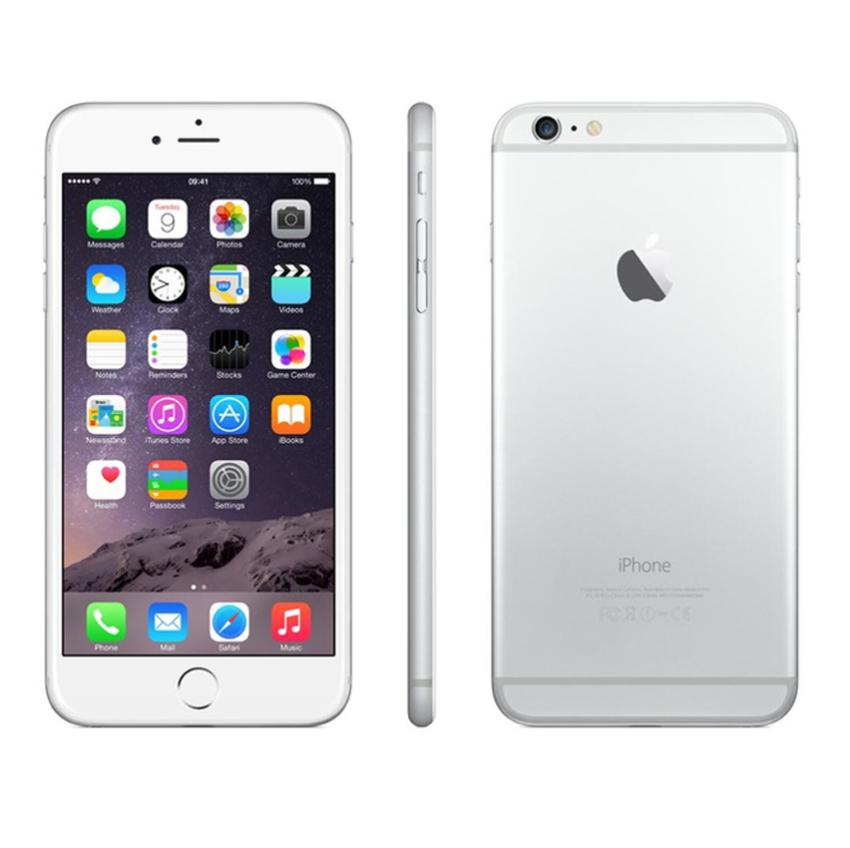Apple iPhone 6 Plus 16GB (Bạc) – Hãng phân phối chính thức