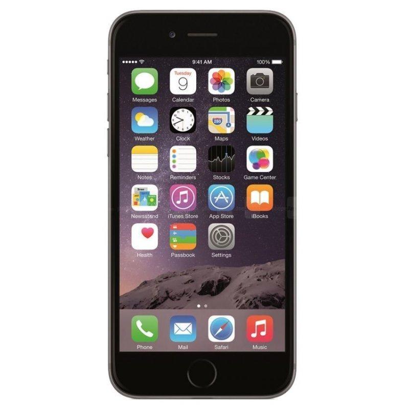 Apple iPhone 6 Plus 16GB (Xám) - Hàng nhập khẩu