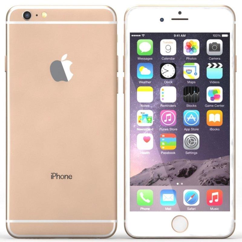 Apple iPhone 6S 64GB (Vàng) - Hàng nhập khẩu