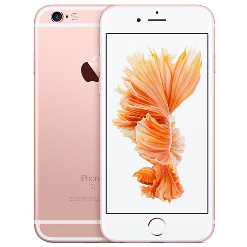 Apple iPhone 6S Plus 16GB (Vàng hồng) - Hàng nhập khẩu