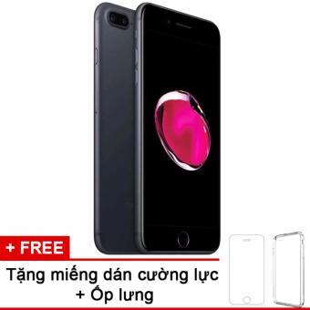 Apple iPhone 7 Plus 128GB Đen - Hàng nhập khẩu quốc tế + M.dán cường lực + ốp lưng