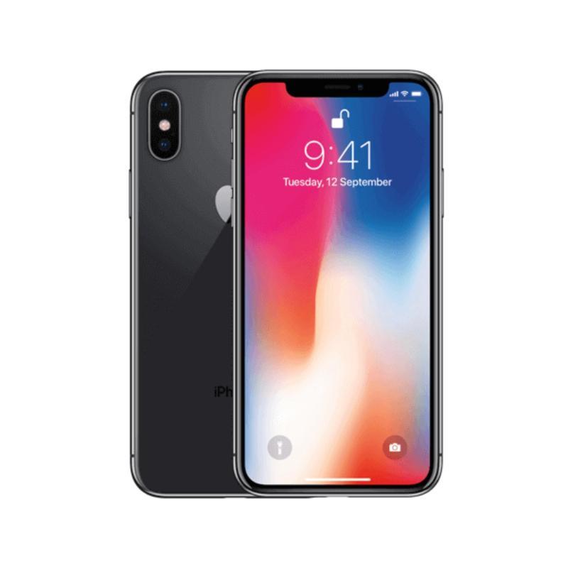 APPLE IPHONE X 256GB (BẠC) - Hàng nhập khẩu