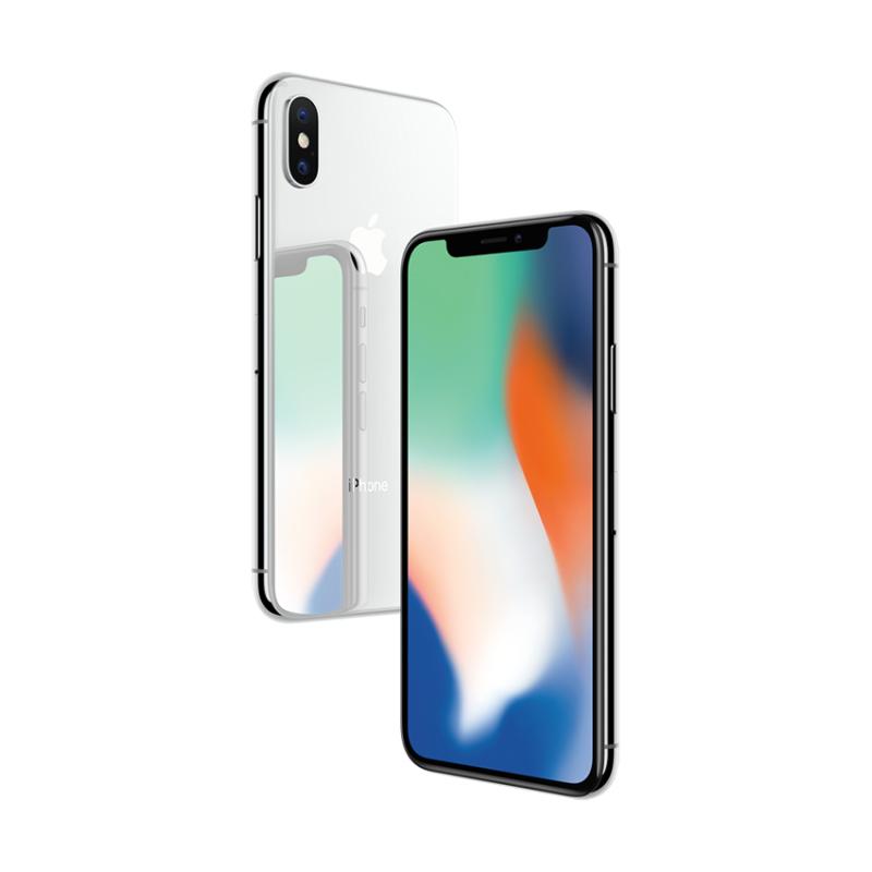 Apple iPhoneX 256GB Silver