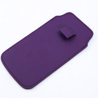 Bao da rút 4.7 inch cho iPhone 5/5S kèm kính cường lực