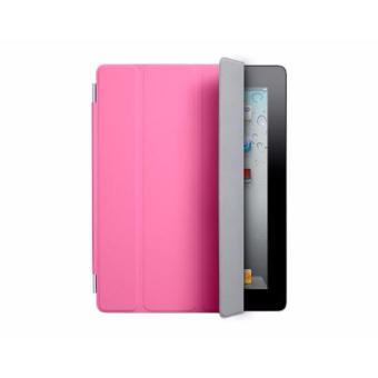 Bao da thông minh Smart cover cho iPad Pro 12 inch 9 + Tặng kèm ốpmờ cùng màu - 2