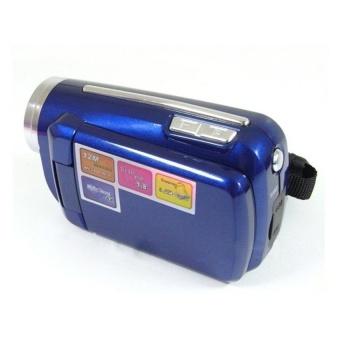 "Blue Mini Kids DV Camcorder 12M(Max) 4xZoom 1.8"" LCDDigitalVideoCamera - intl"