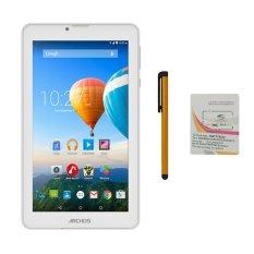 Giá Tốt Bộ 1 Máy tính bảng Archos 70c Xenon 8GB 2 Sim (Trắng) + Bút cảm ứng Stylus Touch 1 đầu Pen Tại Kho Di Động (Hà Nội)
