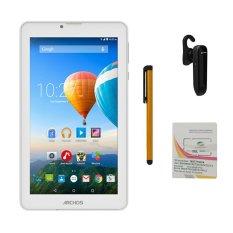 Đánh giá Bộ 1 Máy tính bảng Archos 70c Xenon 8GB 2 Sim (Trắng) + Bút cảm ứng Stylus Touch 1 đầu Pen Tại Kho Di Động (Hà Nội)