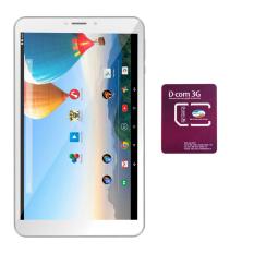 Giá sốc Bộ 1 Máy tính bảng Archos 80c Xenon 16GB 2 Sim (Trắng) + 1 Sim Dcom 3G Viettel  Tại Kho Di Động (Hà Nội)