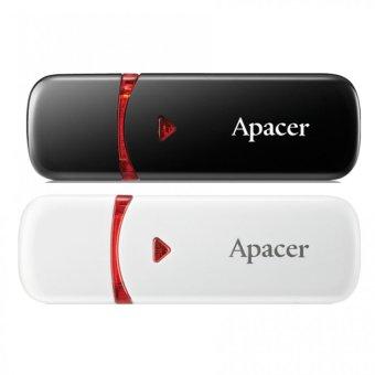 Bộ 2 USB Apacer AH333 16GB (Trắng + Đen)