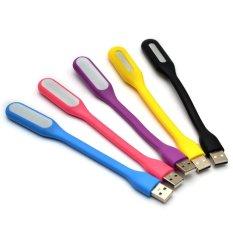 Bộ 4 đèn LED USB siêu sáng cắm nguồn usb (màu ngẫu nhiên)
