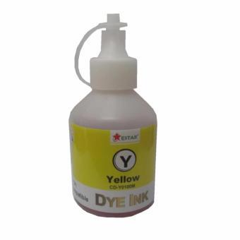 Bộ 4 màu - Mực máy in phun màu Brother DCP - T300/ T500W/ T700W/T800W (BK-Black/ Đen, C-Cyan/ Xanh, M-Magenta/ Đỏ, Y-Yellow/ Vàng) - 4